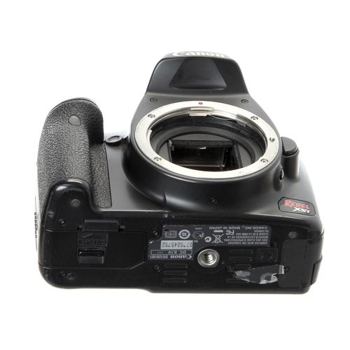 Canon Rebel Xsi Video