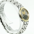 Vintage Ladies Omega DeVille 18K/SS Unique Dial Quartz Stainless Steel Bracelet
