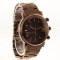 Handsome Authentic Gucci 101 G-Chrono Men's Watch Model YA101341