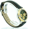 Breitling Speciale Chrono Callisto D11047 Men's 18K Gold Stainless Steel Watch