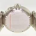 Authentic Pasha de Cartier Automatic GMT Stainless Steel  Zones Big Date  Watch