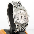 Tiffany & Co Mark Coupe Steel Mens Watch