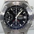 Breitling Blackbird Chronograph A13353 A70172 Watch