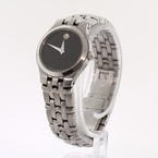 Ladies Movado 84 E4 1832 Stainless Steel Quartz Watch