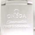 Authentic Men's Omega Seamaster Professional Stainless Steel Diving Watch