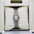 Authentic Philippe Charriol Christopher Columbus Stainless Steel Watch