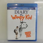 Diary of a Wimpy Kid (Blu-ray Disc, DVD, 2010, 3-Disc Set) with Digital Copy