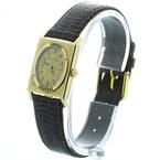Authentic Vintage Lucien Picard 14K Yellow Gold Ladies Self Winding Watch