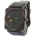 Bell & Ross BR01 92 Radar Limited Edition 500 Automatic PVD Finish Men's Watch