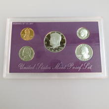United States Mint Proof Coin Set 1990 Collection