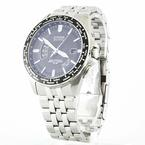 Citizen Promaster Mens Eco-Drive Radio Contorlled Perpetual Calendar Watch WR200