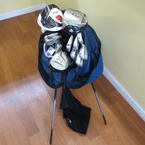 TaylorMade 10 R300 Bubble 2 Monza Corazon R5 Rescue V-Steel R11 Golf Clubs Irons & Drivers