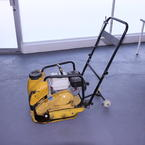 WALK BEHIND VIBRATOR PLATE COMPACTOR TAMPER 90 HONDA GX 160 GAS ENGINE 4.8 H.P