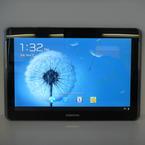 "Samsung Galaxy Tab 2 10.1"" GT-5113 16GB WI-FI Titanium Silver Like New"