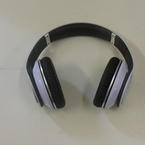 Monster Beats By Dr Dre Studio Over Ear Music Headphone With Box
