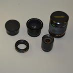 Phoenix MC Mirror Lens F-500mm With Extras