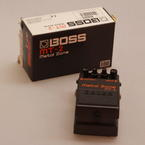 Boss MT 2 Metal Zone Guitar Distortion Pedal With Original Box