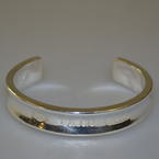 Authentic Tiffany & Co. 925 Sterling Sliver Bracelet Cuff