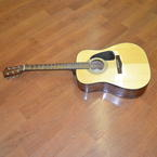Great Fender DG-8S Nat 6 String Acoustic Guitar