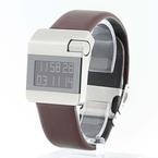 Impressive Mens Ventura Design On Time Digital EasySkroll Watch