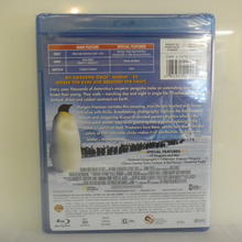 March of the Penguins (Blu-ray Disc, 2007) Brand New!
