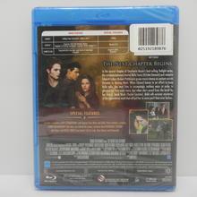 The Twilight Saga: New Moon (Blu-ray Disc, 2010) Brand New!