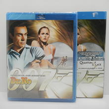 James Bond Dr.No 007 (Blu-ray Disc, 2008) Brand New! with Slip Cover