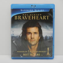 Brave Heart (Blu-ray Disc, 2013, 2-Disc Set, Sapphire Serie) Like New with Cover