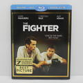 The Fighter (Blu-ray Disc, DVD, 2011, 2-Disc Set) Like New with Slip Cover