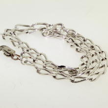 Very Nice Sterling Silver 925 Oval Link Chain