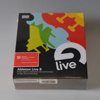 Ableton Live 8 Music Software Multitrack Recorder upgrade live intro Sealed in Box