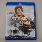 Straw Dogs (Blu-ray Disc, 2011, Unrated) Dustin Hoffman