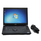 "Dell Latitude E6500 Windows 7 2.53GHz 4gb 500gb 15.4"" inch Laptop Black"