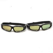 2 Pair LG AG-S100 Rechargeable 3D 3-D Tv Glasses AG-S100