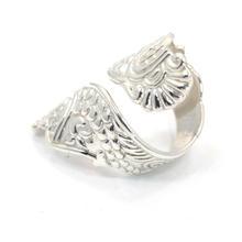 Retro 925 Sterling Silver Unique Aztec Dragon Design Ring Size 7.25