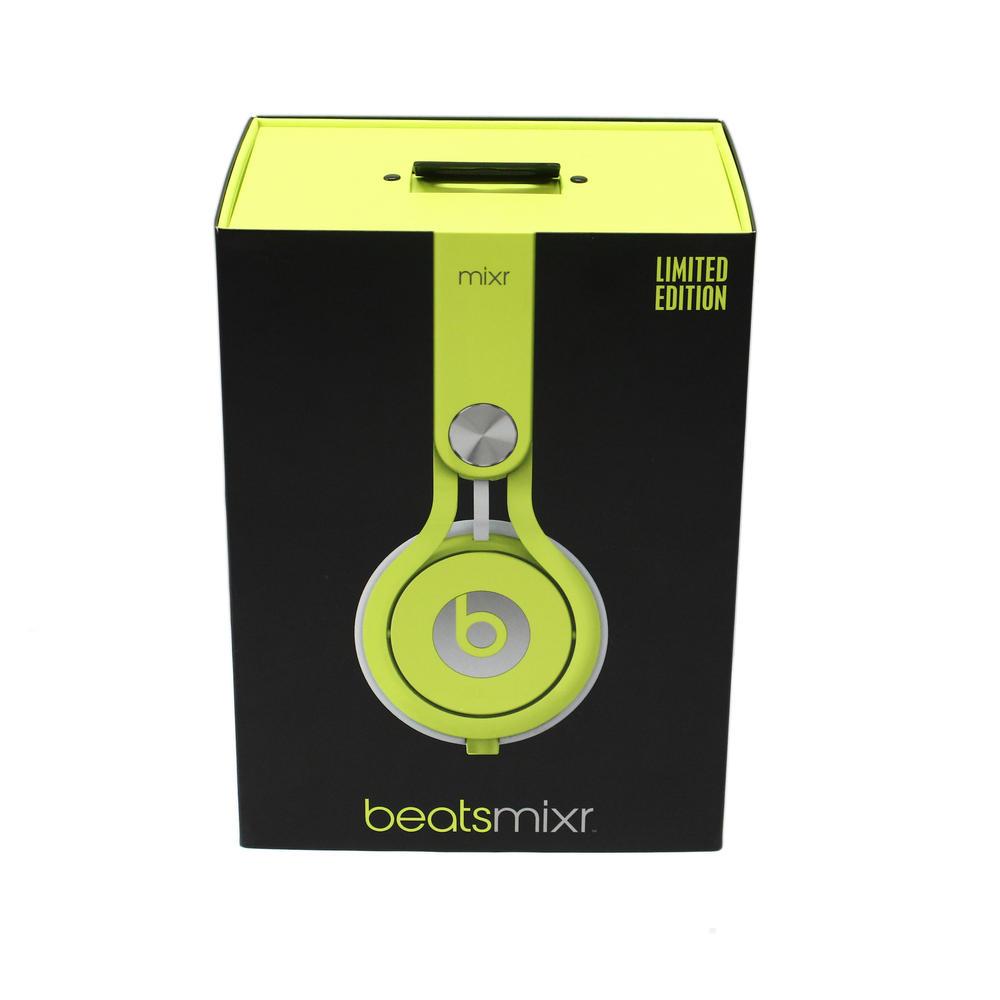 Neon Green Beats