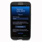 Samsung Galaxy Note II SPH-L900 16GB Sprint Smartphone- Titanium Gray