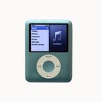 Apple iPod nano 3rd Generation Light Blue 8 GB MP3 Player MB249LL
