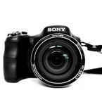 Sony Cyber-shot DSC-H200 20.1 MP Digital Still Camera 26x Optical Zoom Black