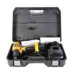 "DEWALT 14.4V 1/2"" Compact Drill Driver Kit DC730KA NEW"