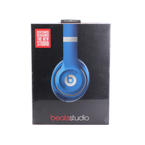 BRAND NEW Beats by Dr. Dre Studio Wired Headband Headphones B0500 Blue