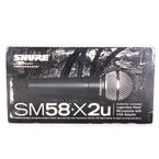 Shure SM58-X2u Vocal Microphone Recording Interface USB Adapter Cord