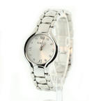 EBEL Beluga E9157421 Ladies Watch Diamonds Dial Stainless Steel Band