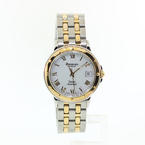 Men's Raymond Weil 3460 Tango Two Tone Stainless Steel Watch