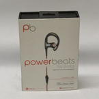 Beats By Dr.Dre Black Power beats High Performance Earphones