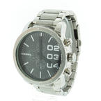 Men's Diesel DZ4215 Black Dial Gunmetal Ion Plated Stainless Steel Men's Watch