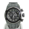 Men's Invicta 14940 Bolt Zeus Quartz Chronograph Black Dial Watch