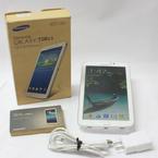 "Samsung Galaxy Tab 3 7"" 8GB WiFi White SM-T210R Android Tablet With Original Box"