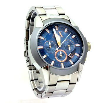 Casual Men's A|X Armani Exchange AX1176 Chronograph Stainless Steel Watch