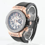 Authentic 18K Rose Gold Hublot Big Bang Unico King Ceramic Mens Watch
